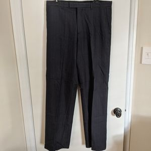 French connection striped trousers size 34